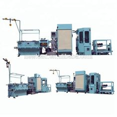 China Single Portal Spooler Cable Drawing Machine , Automatic Loading Wet Drawing Machine supplier