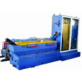 China High Speed Wire Drawing Machine For Telephone Cables , Tandem Super Drawing Machine supplier