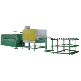 China Tubuar Wire Annealing Machine For Heat And Resistance Wire Nickel Alloy Wire supplier