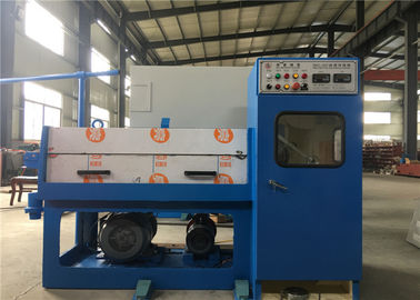 China 26D Copper Wire Drawing Machine , Inlet Material 1.6mm Max Welding Electrode Making Machine supplier