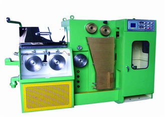 China 14DT Medium And Fine Wire Drawing Machine With Continuous Resistance Annealer Compact Wire Drawing Line supplier