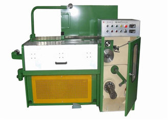 China Horiztional Type 24WDS Copper Wire Drawing Machine To Produce Hard Wire 0.1-0.4 supplier