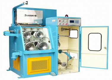 China 24DS Fine Copper Wire Drawing Machine Single Compact Unit For Non Ferrous supplier