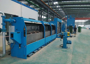 China Individual Drives Copper Rod Breakdown Machine AC Motors 1 Or 2 Wires Desgin supplier