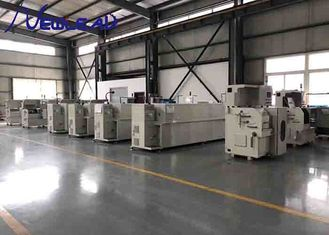 China Intelligent Ultramicro Mag Enameling Machine , Flat Wire Copper Wire Manufacturing Machine supplier