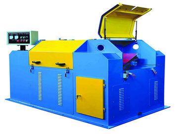 China Steel Wire Descaling Machine By Sand Belt Grinding To Removal Rust supplier