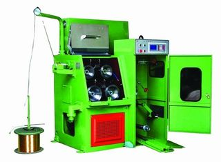 China 14DG/24DG Copper Super Drawing Machine For Fine Wire 0.25 To 0.5mm And 0.08 To 0.25mm supplier