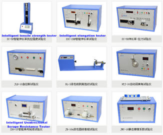 China Human - Computer Interface Vertical Enameling Machine For Enameled Winding Wire supplier