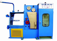 11KW+4KW Fine Wire Drawing Machine User Friendly Machine Design For Non Ferrous