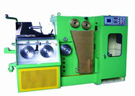 China 14DT Medium And Fine Wire Drawing Machine With Continuous Resistance Annealer Compact Wire Drawing Line factory