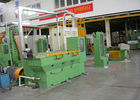 17MD Cone Type Wire Drawing Equipment , Shaft Type Wet Cable Drawing Machine
