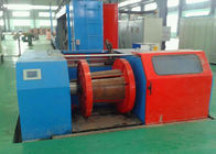 China Single Spooler Copper Wire Annealing Machine , Energy Saving Wire Making Machine factory