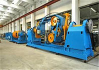 PND630/800 Double Twist Bunching Machine , Payoff Stand Wire Buncher