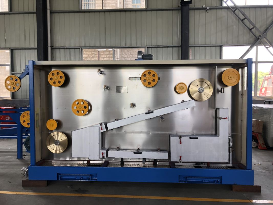 Intermediate Brass Annealing Machine , 2-Zone Induction Annealing Machine