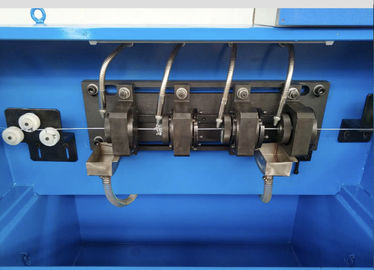 Metal Wire Shaving Machine Drawing And Peeling Machine With Take Up And Electrical Cabinet
