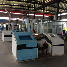 High Performance Straight Line Wire Drawing Machine With High Intensity