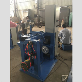Multi Wire Tubular Induction Annealing Machine Tinning To Winding 1-16 Wires On 630 Bobbin