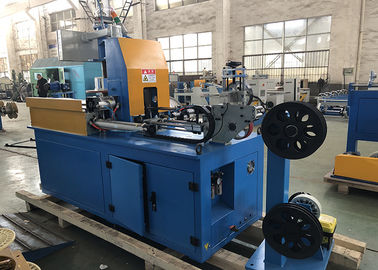 High Speed Automatic Cable Coiling Equipment Heavy Type Automatic Winding And Tying