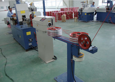 Multifunctional Cable Coiling Machine Cable Wire Twist Tie Machine Motor Drive