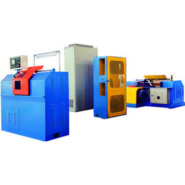 Flux Cored Wires Winding Machine , Wire Coiling Machine Motor Drive Payoff