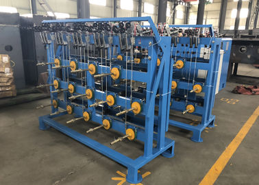 Payoff Stand Wire Buncher Machine For PT5-PT15 Spool Super Fine Wire