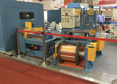 Spool Loading Wire Bunching Machine With Pintle Pay - Off And Separate Drive