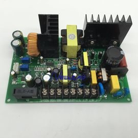 Electrical Appliance Wire Bunching Machine Circuit Board PLC / Magnetic Powder Clutch
