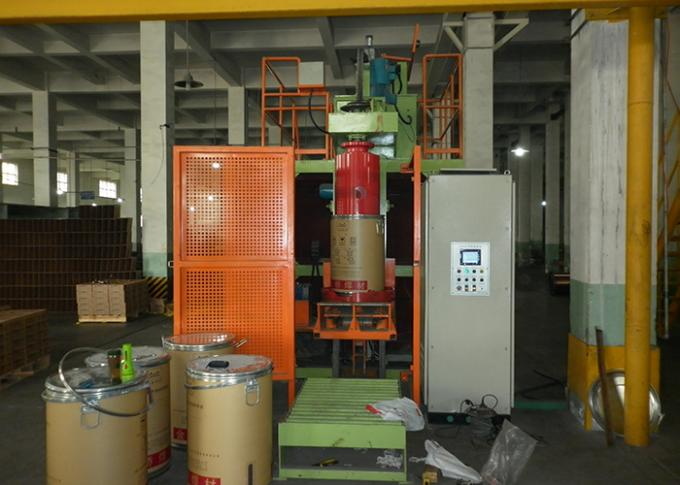 Drum Packing Machine And Layer Winding Machine No Twist Coiler For Wire Coiling In Carton
