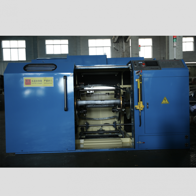 1000DTB Wire Bunching Machine Twisting Of Aerospace Medical Equipment